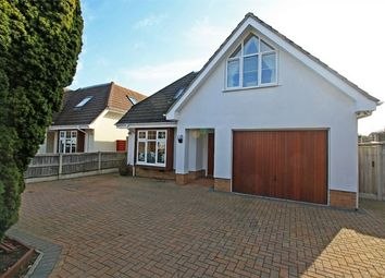 Thumbnail 3 bed detached house for sale in Chestnut Avenue, Barton On Sea, New Milton, Hampshire