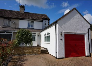 Thumbnail 3 bed end terrace house for sale in Wheatley Avenue, Uppingham