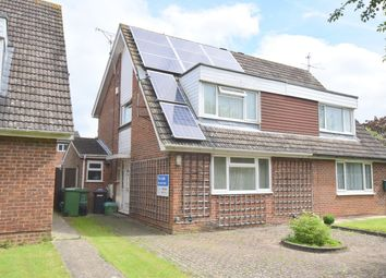 Thumbnail 3 bed semi-detached house for sale in Tadcroft Walk, Calcot, Reading, Berkshire