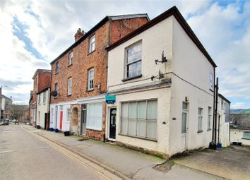 Thumbnail 2 bed flat for sale in St. Peter Street, Tiverton, Devon