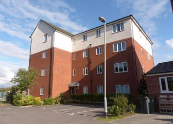 Thumbnail 2 bed flat to rent in Edmund Court, Magazine Walk, Bromborough