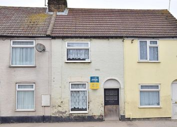 The Street, Newnham, Sittingbourne, Kent ME9. 1 bed terraced house for sale