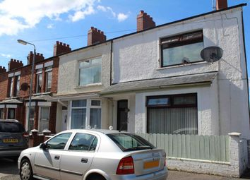 Thumbnail 2 bed terraced house for sale in Beechwood Street, Bloomfield, Belfast