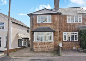 Thumbnail 2 bed end terrace house for sale in Meadow Walk, Walton On The Hill, Tadworth, Surrey.
