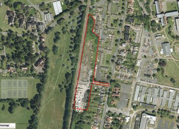 Thumbnail Commercial property for sale in Land Off St Andrew's Road, Malvern