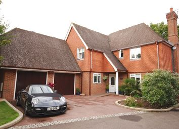 Thumbnail 4 bed detached house for sale in Ash Tree Drive, West Kingsdown, Sevenoaks, Kent
