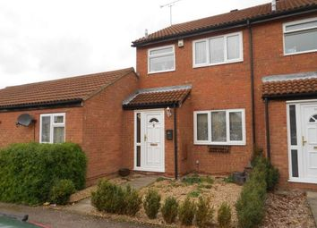 Thumbnail 3 bedroom end terrace house for sale in Alburgh Close, Bedford, Bedfordshire