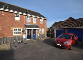 Thumbnail 2 bedroom town house for sale in Marston Moor, Thorpe St. Andrew, Norwich