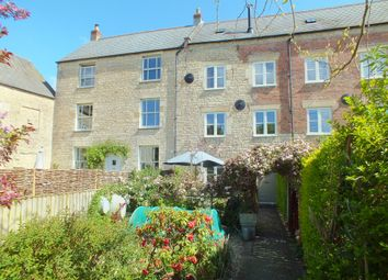 Thumbnail 4 bed terraced house for sale in Stratton Mill, Cirencester