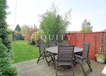 Thumbnail 4 bed terraced house for sale in Carisbrook Close, Enfield