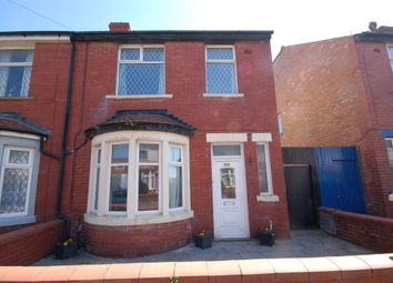Thumbnail 3 bed semi-detached house for sale in Silverwood Avenue, Blackpool