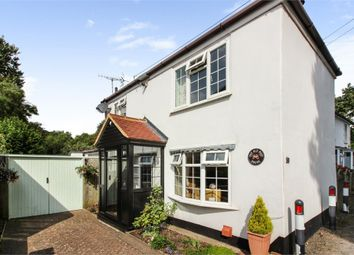 Thumbnail 2 bed cottage for sale in High Street, Findon, Worthing, West Sussex