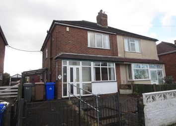 Thumbnail 3 bed semi-detached house for sale in Crestfield Road, Meir, Stoke-On-Trent