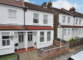 Thumbnail 3 bed end terrace house for sale in Clarence Avenue, Bickley, Bromley