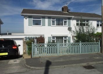 Thumbnail 3 bedroom semi-detached house to rent in Melville Close, Barry