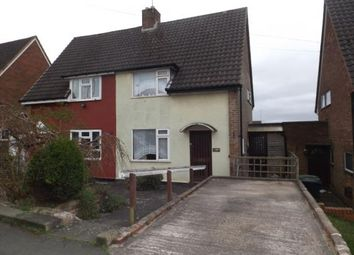 Thumbnail 2 bedroom semi-detached house for sale in Langstone Road, Dudley, West Midlands