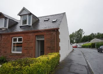 Thumbnail 4 bed end terrace house for sale in Kirkland Road, Darvel
