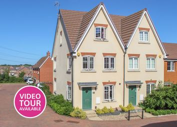 Thumbnail 3 bed semi-detached house for sale in Veritas Grove, Leighton Buzzard