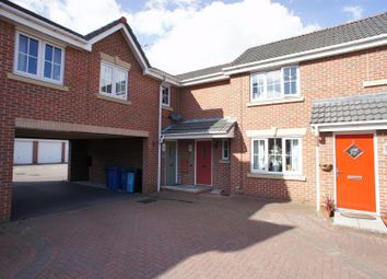 Thumbnail 2 bedroom town house to rent in Ionian Drive, Alvaston, Derby