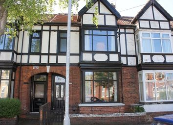 Thumbnail 4 bed terraced house for sale in Beresford Avenue, Beverley Road, Hull