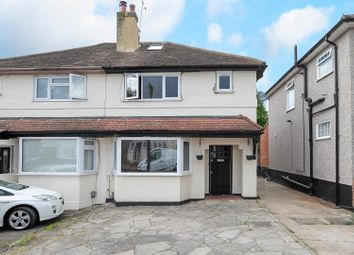Thumbnail 3 bed semi-detached house for sale in Epping Way, London