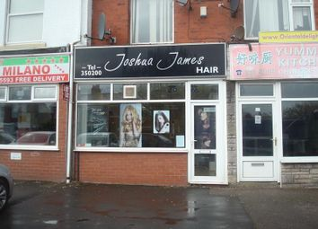 Thumbnail Retail premises for sale in Bispham Road, Blackpool