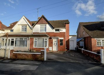 Thumbnail 3 bed semi-detached house for sale in Shrivenham Road, Swindon