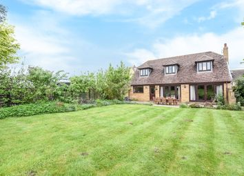 Thumbnail 4 bed detached house to rent in Winters Tale, Church Close, Farmoor, Oxford