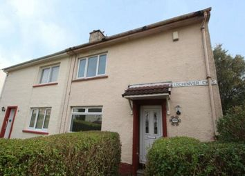 Thumbnail 2 bed semi-detached house for sale in Lochinver Crescent, Paisley, Renfrewshire