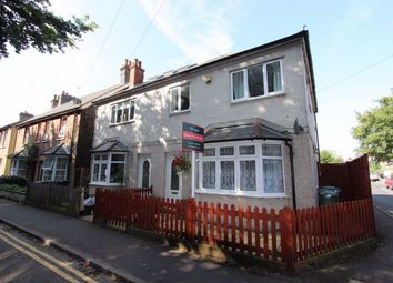 Thumbnail 4 bed semi-detached house for sale in Shrubland Road, Banstead