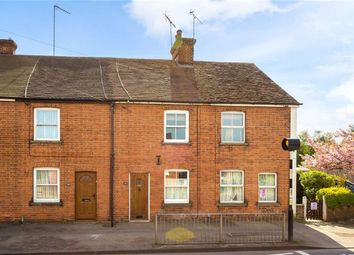 Thumbnail 2 bedroom terraced house to rent in High Street, St Albans, Hertfordshire