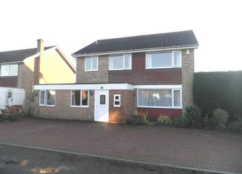 Thumbnail 4 bed detached house to rent in Bentley Road, Forncett St. Peter, Norwich