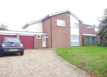 Thumbnail 3 bed detached house to rent in Kings Head Lane, North Lopham, Diss
