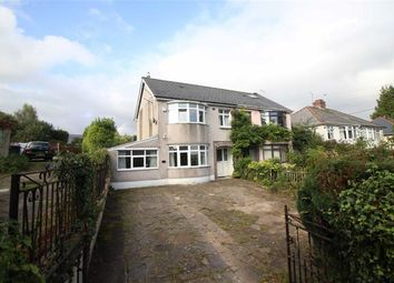 Thumbnail 3 bed semi-detached house for sale in Grove Park, Pontnewydd, Cwmbran