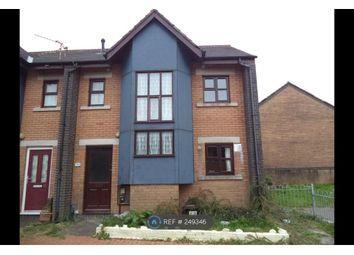 Thumbnail 2 bed flat to rent in Blaenymes, Swansea