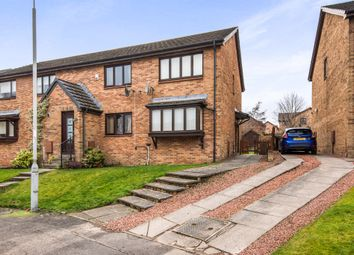 Thumbnail 2 bed semi-detached house for sale in Bankfield Drive, Hamilton