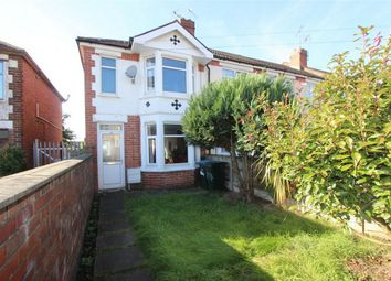 Thumbnail 2 bedroom end terrace house for sale in Middlecotes, Tile Hill, Coventry
