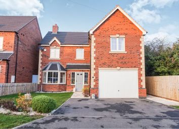 Thumbnail 4 bed detached house for sale in Jolly Farmers Lane, Shepshed