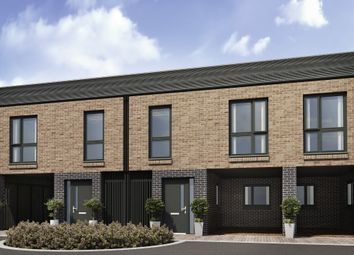 "Thumbnail 4 bed terraced house for sale in ""The Lea"" at Brunel Street, Bensham, Gateshead"