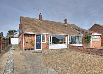 Thumbnail 3 bedroom semi-detached bungalow for sale in Saracen Road, Hellesdon, Norwich