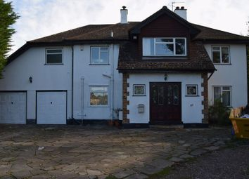 Thumbnail 4 bed detached house to rent in Bucks Avenue, Watford