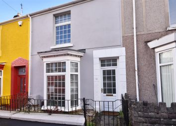 Thumbnail 4 bed terraced house to rent in Windsor Street, Uplands, Swansea