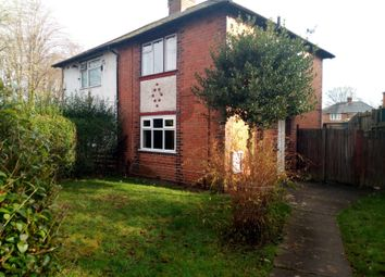 Thumbnail 2 bed semi-detached house to rent in Barnsdale Crescent, Birmingham