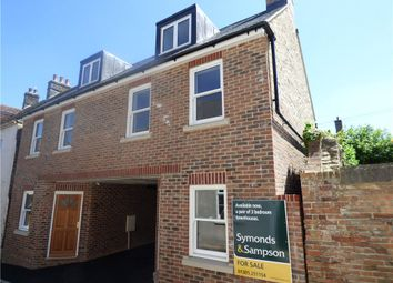 Thumbnail 3 bed semi-detached house for sale in Colliton Street, Dorchester