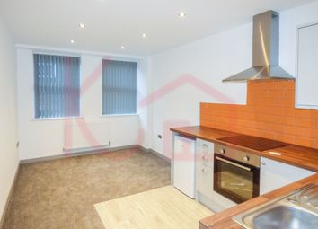 Thumbnail 1 bed flat to rent in 101 St Peter's House, Doncaster