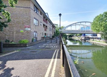 Thumbnail 2 bed flat to rent in Canal Path, London