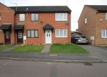 Thumbnail 2 bed semi-detached house for sale in Sheffield Court, Raunds, Wellingborough