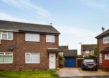 Thumbnail 3 bed semi-detached house to rent in Daniell Close, Clacton-On-Sea
