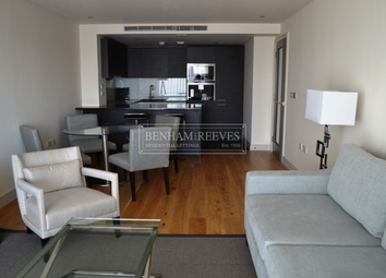 Thumbnail 2 bed flat to rent in Compass House, Chelsea Creek