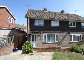 Thumbnail 2 bed semi-detached house to rent in Bretch Hill, Banbury